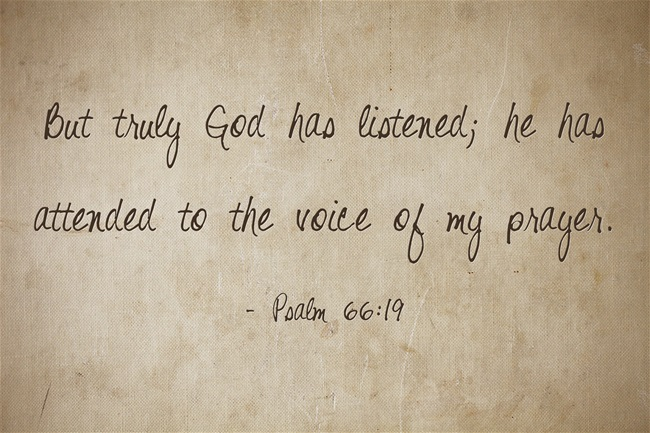 bible verses about prayer and faith