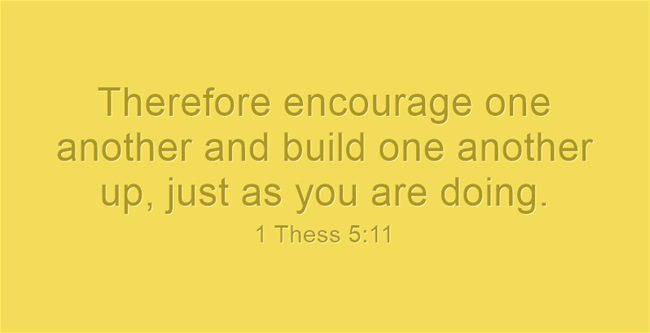 A Sunday School Lesson On Encouragement | Jack Wellman