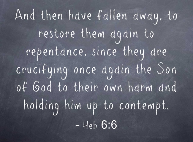 Hebrews 6: Bible Study, Commentary and Summary | Jack Wellman