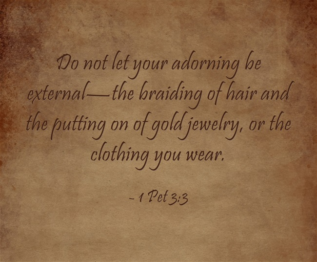 Top 7 Bible Verses About The Way We Dress | Jack Wellman