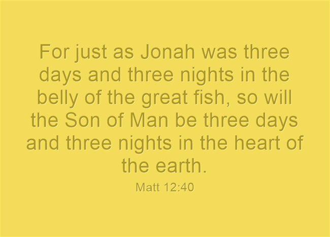 Top 7 Bible Verses About Jonah   Jack Wellman