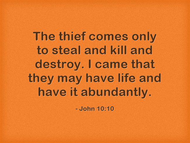 Top 7 Bible Verses About Abundance   Jack Wellman