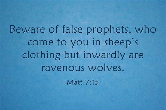 Beware-of-false-prophets
