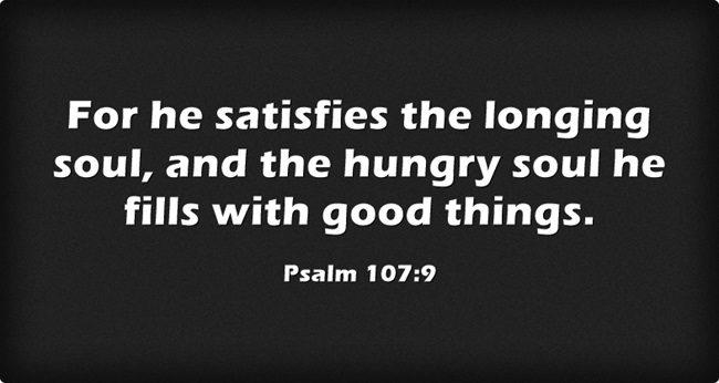top 7 bible verses about satisfaction jack wellman