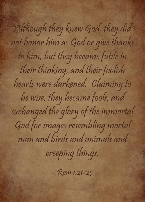 Although-they-knew-God (3)