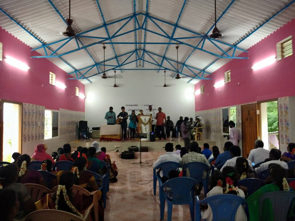 Church Foreign Worship services