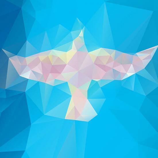 Faith-ChristianIllustration-Window-Glass-Dove-Church_credit-Shutterstock