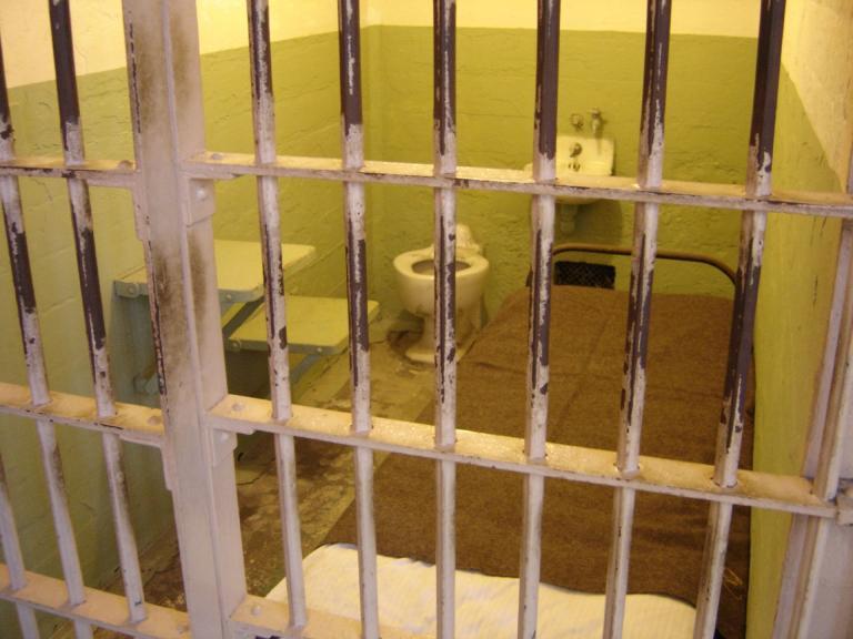 A Letter To A Prisoner | Jack Wellman