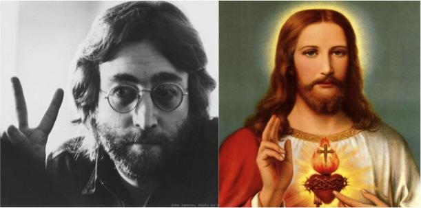 Jesus And John Lennon Misremembered Messiahs Richard Lindsay