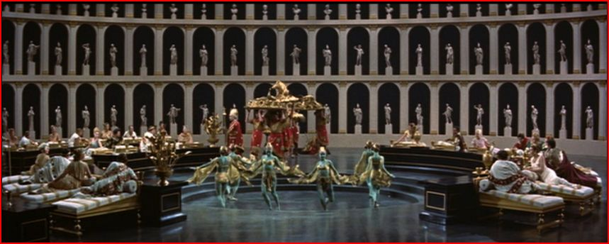 The Silver Chalice: at least the sets were cool.