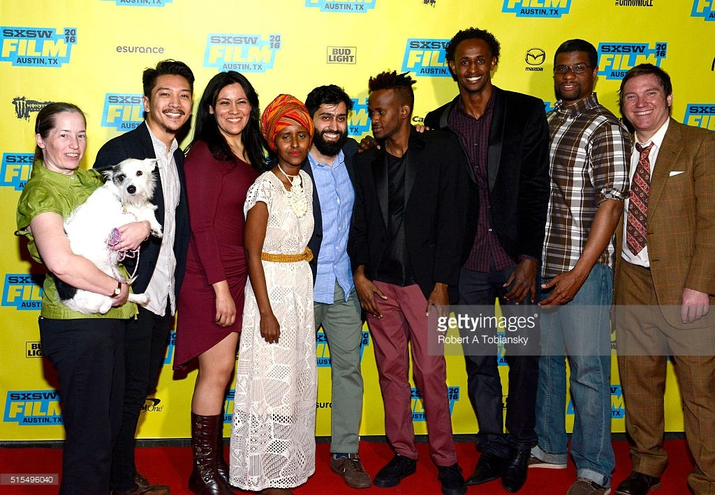 """attends the premiere of """"A Stray"""" during the 2016 SXSW Music, Film + Interactive Festival at Vimeo on March 13, 2016 in Austin, Texas."""