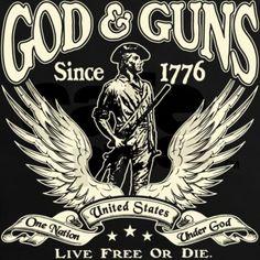 Guns God Patriot