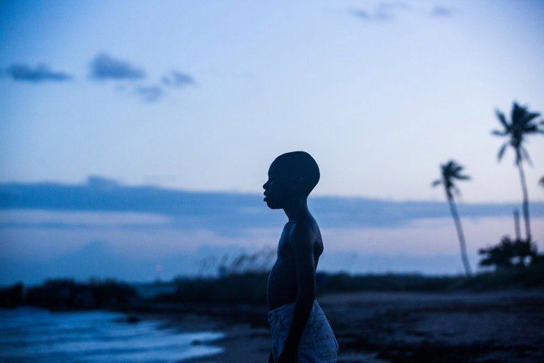 In moonlight, black boys look (or can be) blue.