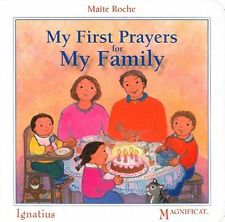 my first prayers with my family maite roche