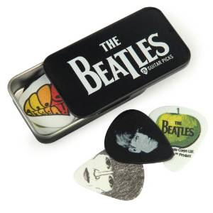 beatles tin