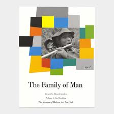 book cover the family of man