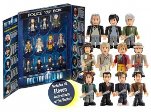 doctor who set of 11