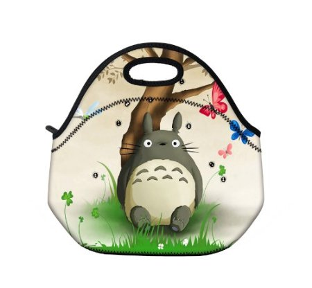 totoro lunch bag