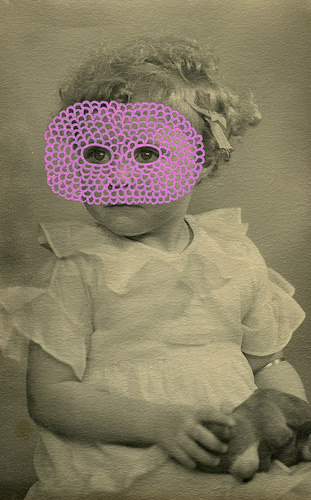 kid in mask