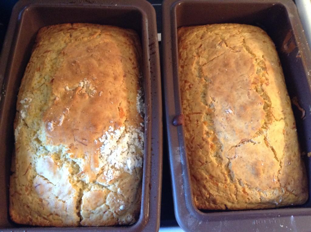 food blog cheese bread