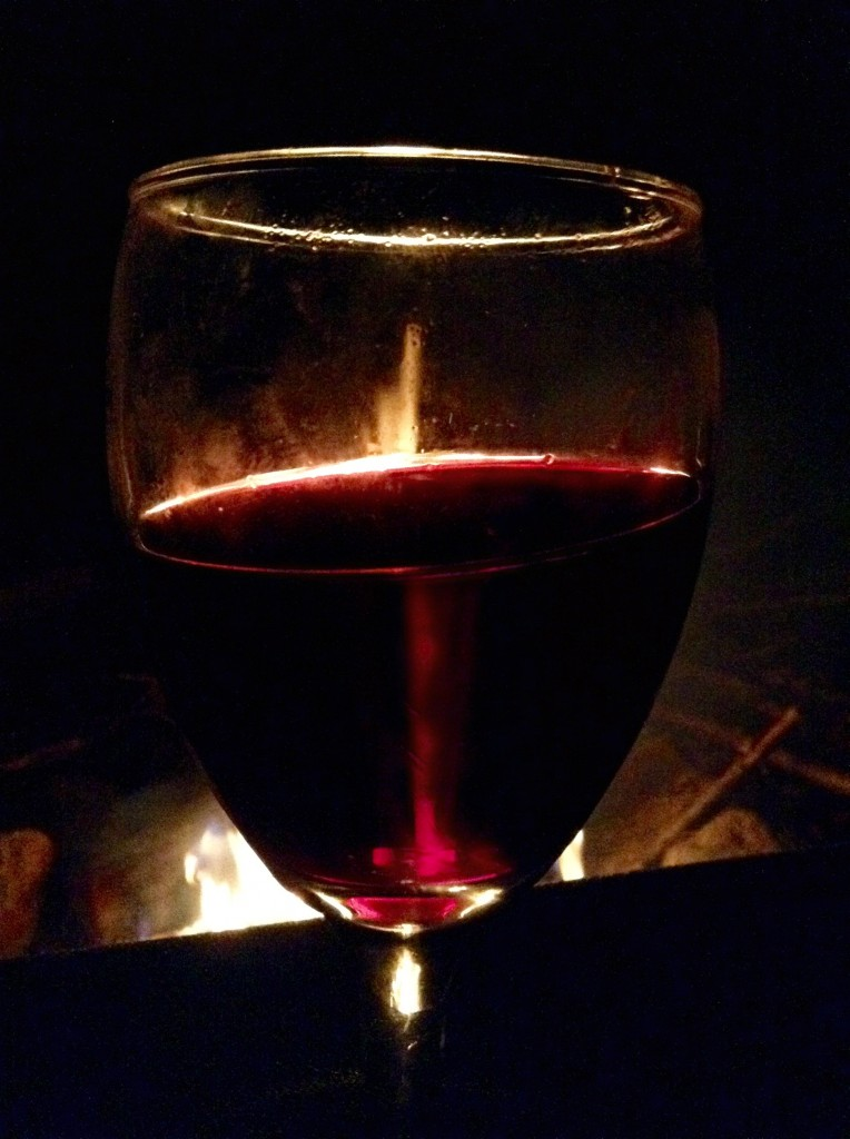 food blog fire wine