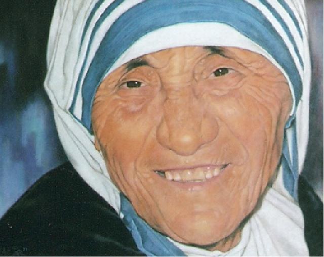 Mother_Teresa_of_Calcuta,_portrait_painting_by_Robert_Pérez_Palou