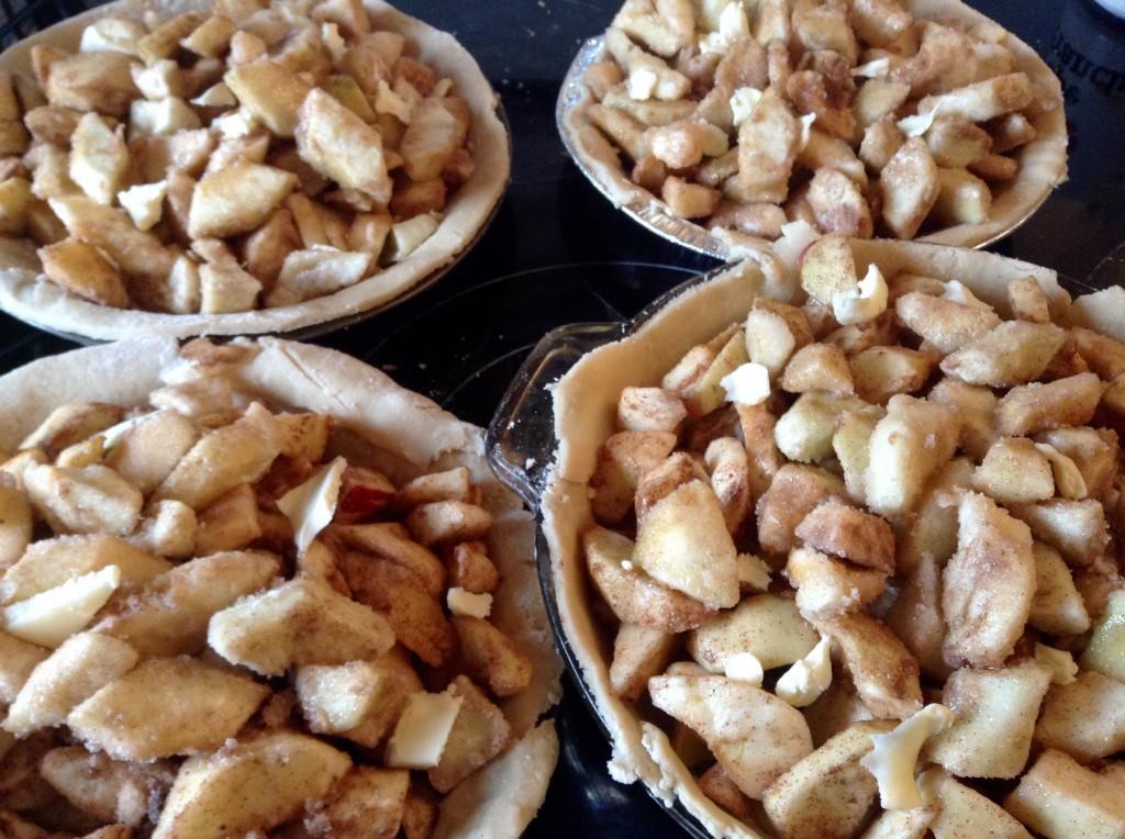 food blog apple pies 1