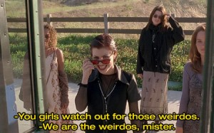 Still Image from The Craft Columbia Pictures, 1996