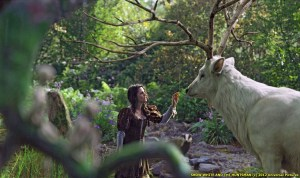 "The White Hart from ""Snow White and the Huntsman"""