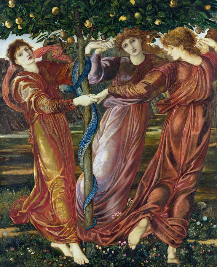garden-of-the-hesperides-sir-edward-burne-jones