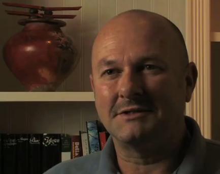 Steven Hewett afghan war vet and foxhole atheist