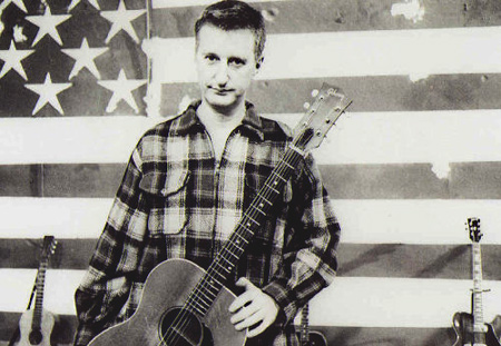 Billy Bragg Flag