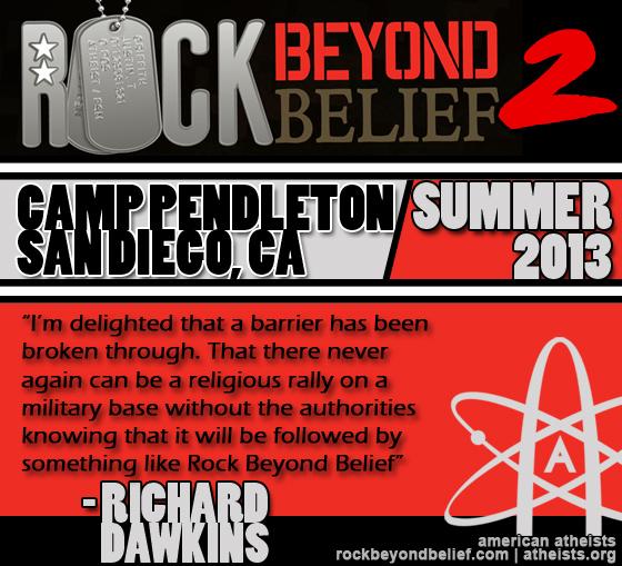 Camp Pendleton San Diego, CA | Rock Beyond Belief 2 2013