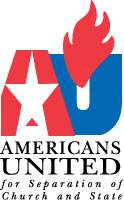 Americans United for the Separation of Church and State logo