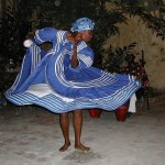 Blue Dancer (Yemaya) Cuba by James Emery licensed under CC 2.0