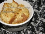 Bourbon Bread Pudding for Marie Laveau. Photo by Lilith Dorsey. All rights reserved.