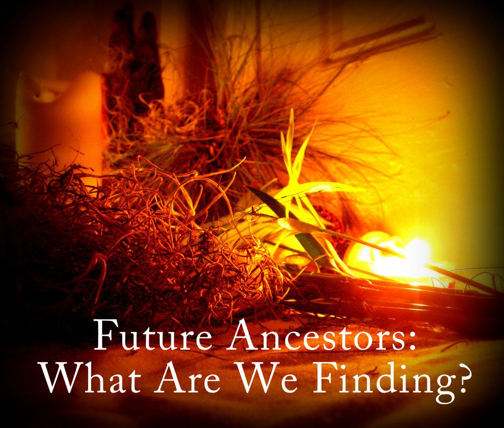 Future Ancestors photo by Lilith Dorsey. All rights reserved.