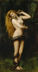 Lilith by John Collier -1892. Photo by Rami Sedhom. Licensed under CC 2.0