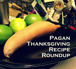 Pagan Thanksgiving Recipe Roundup photo by Lilith Dorsey. Copyright 2014.