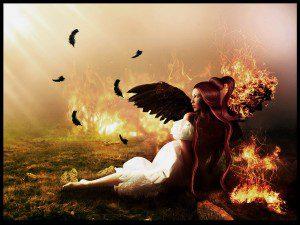 Felt Angel by Thyago. Licensed under CC 2.0