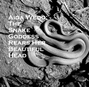 queen snake photo by Pete and Noe Woods. Text added. Licensed Under CC 2.0.
