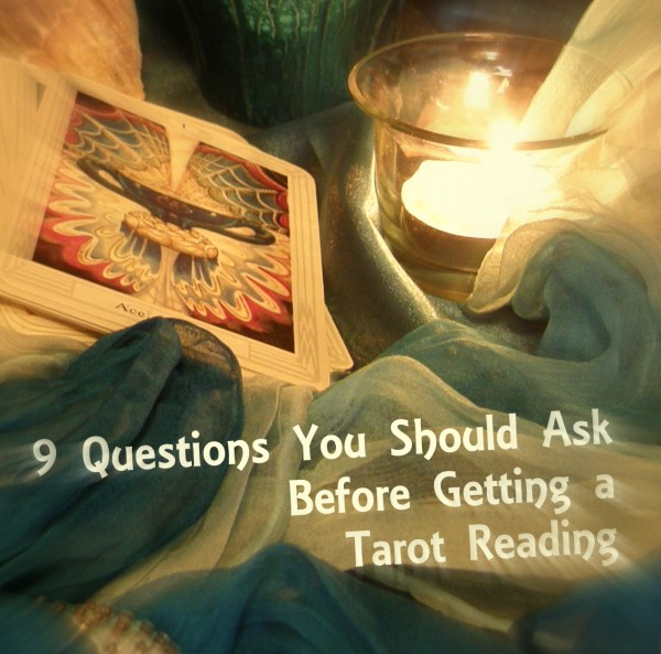 9 Tarot Questions photo by Lilith Dorsey. All rights reserved.