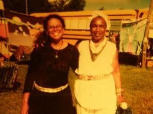 Priestess Miriam and Lilith Dorsey 1996. All rights reserved