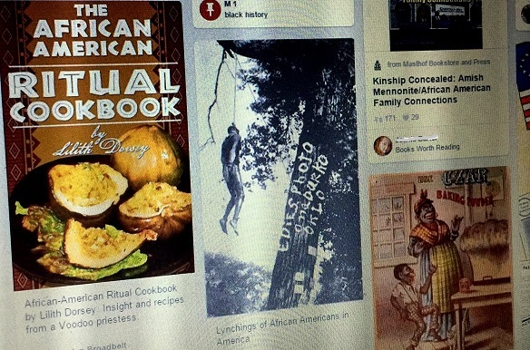 African-American Ritual Cookbook in some bad company. All rights reserved.
