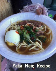 Yaka Mein photo by Lilith Dorsey. All rights reserved.