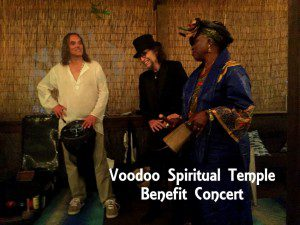 Voodoo Spiritual Temple Benefit photo by Lilith Dorsey. All rights reserved.