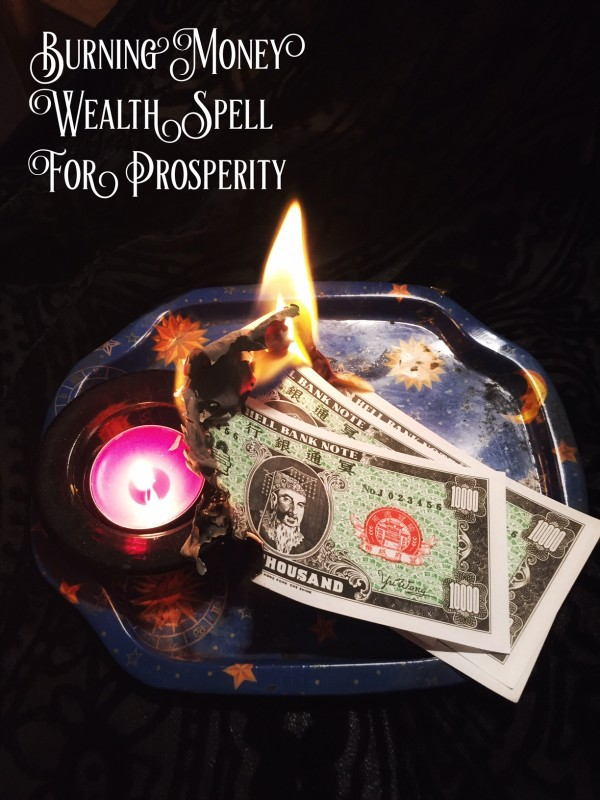 Burning money photo by Lilith Dorsey. All rights reserved.