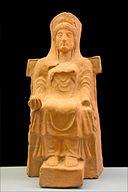 La Deesse Hera photo by Jean-Pierre Dalbera. License under wikimedia commons.
