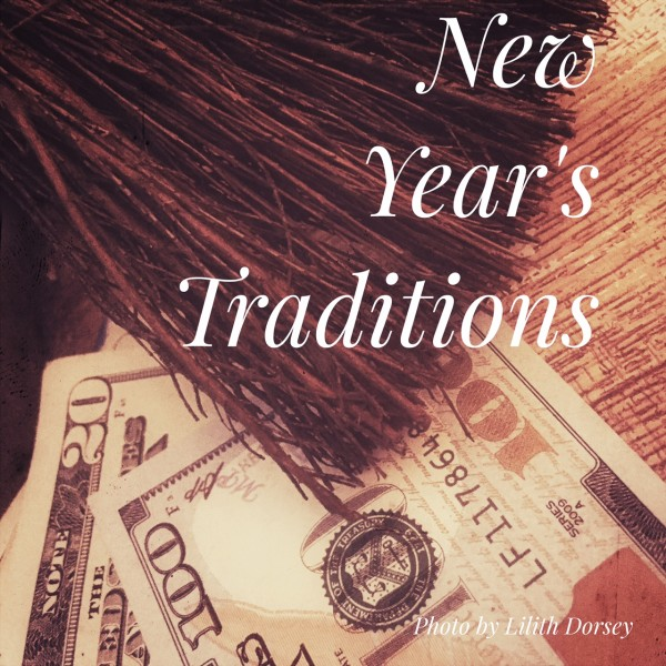 New Year's Traditions photo by Lilith Dorsey. All rights reserved.