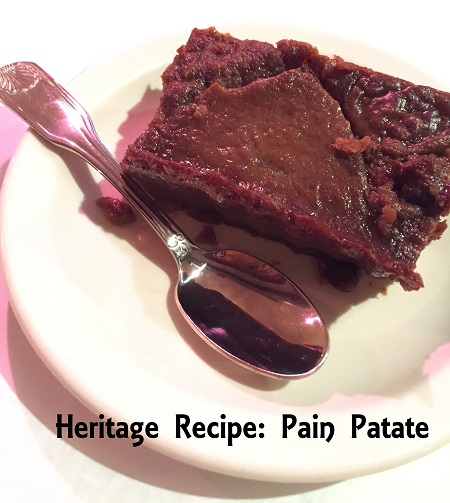 Pain patate photo by Lilith Dorsey. All rights reserved.